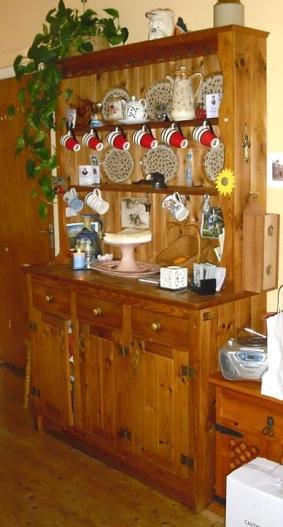 Traditional Irish Dresser